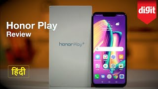 [Hindi - हिन्दी] Honor Play Full Review   Rs.19,999   Kirin 970   16MP+2MP   GPU Turbo