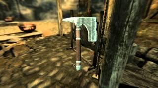 Моды на Skyrim #2 (19 Видов оружия!)