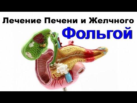 Лечение печени и желчного пузыря фольгой - холецистит. Здоровая печень и желчный пузырь