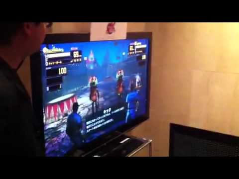 First Gameplay Footage Of A Diabolical Kinect Game