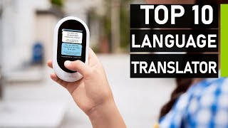Top 10 Best Language Translator Device to Buy