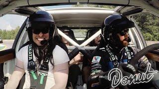 Drift Party with Andrew W.K. at Gridlife Atlanta   Donut Media
