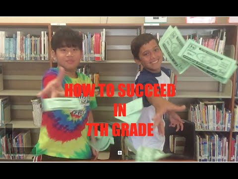 Download How to Succeed in 7th Grade HD Mp4 3GP Video and MP3