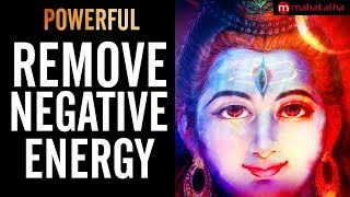 POWERFUL Shiva Mantra To Remove Negativity ( HARA HARA BOLE NAMAH SHIVAYA )