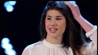 Chiara Granetto The Voice of Italy 2016  Russian Roulette