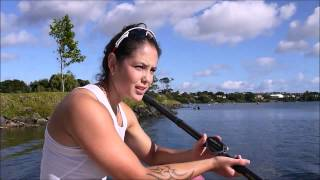 Jamiee Lovett, NZ Olympic Kayaker