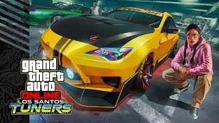 GTA Online: Los Santos Tuners Update Coming July 20, New Vehicles & more (with Trailer)