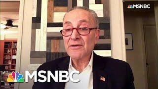 'Appalled:' Sen. Chuck Schumer Responds To President Trump's Letter | All In | MSNBC