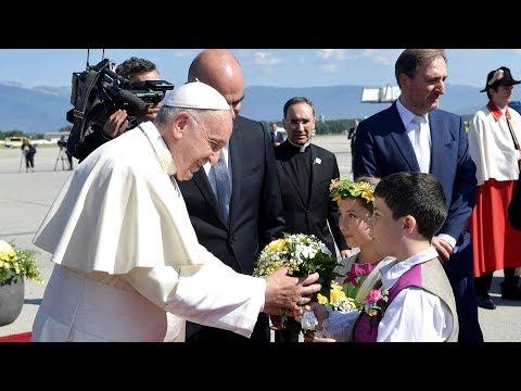 Thế Giới Nhìn Từ Vatican 28/06/2018: Chuyến tông du của Đức Thánh Cha Phanxicô tại Thụy Sĩ