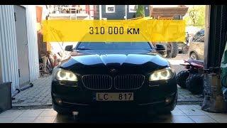 Меняем цепи ГРМ на BMW F10 N57 | Критическое состояние | BMWeast Garage