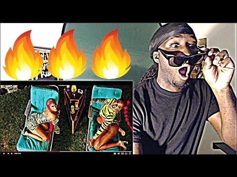 Megan Thee Stallion - Hot Girl Summer ft. Nicki Minaj & Ty Dolla $ign [Official Video] REACTION
