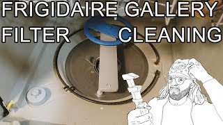 How to Clean Frigidaire Dishwasher Filter - Gallery