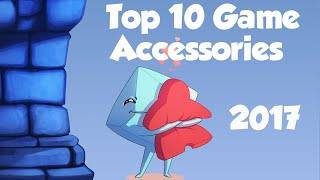 Top 10 Gaming Accessories