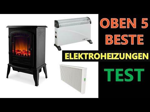 Beste Elektroheizungen Test 2019