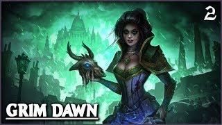 BLIGHT FIEND GATE CRASHER | The Roleplay Gamer Grim Dawn Co-op #2