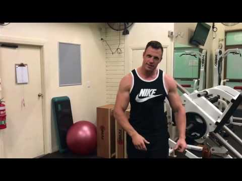 Poliquin lateral raise Shoulder exercise variation, check it out ??♀️??