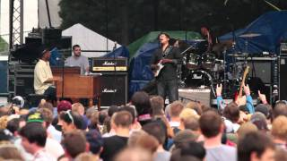 Booker T. Jones - Green Onions (Live at Rock the Garden 2011)
