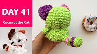 Assembly of the tail || 100DaysOf10MinuteCrochet || Day 41