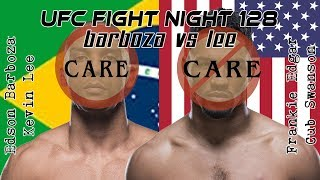 UFC Atlantic City Care/Don