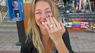 SHE SAID YES!!!! (vlog day 33)