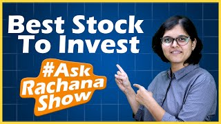 Best Stocks to Invest for next 10 years | Reasons for Auto Sector Slowdown | #AskRachanaShow EP1