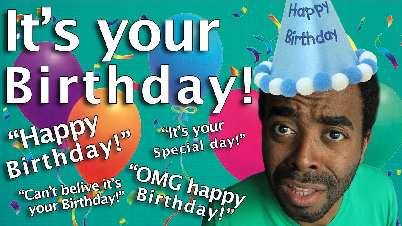 Saying Happy Birthday To Your Friend On Facebook Is Meaningless