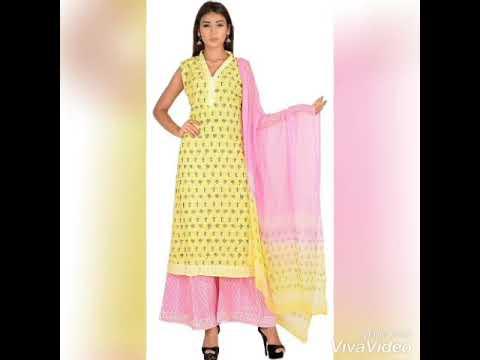 Aaditri Clothing Chanderi Suits