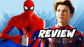 Spider-Man Into The Spider-Verse Review - NO SPOILERS