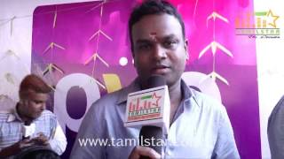Bommarillu Baskar at Production No 11 Movie Launch
