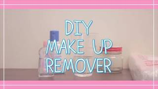 SistaCafe Channel : วิธีทำ Makeup Remover ง่ายๆด้วยตัวเอง