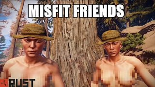 Misfit Friends (Rust Stream Highlights) #13