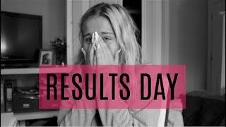 A-LEVEL RESULTS DAY 2018...a day of emotions...| Ella Houghton