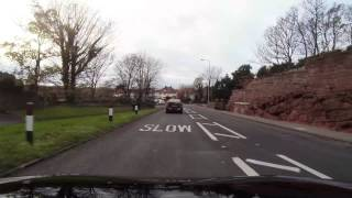 preview picture of video 'Heading from Hilbre View into West Kirby on Column Road'
