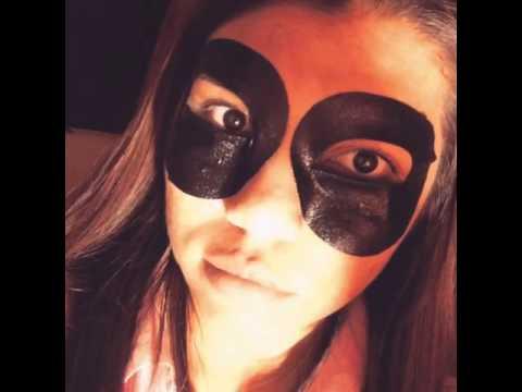Le masque pour les yeux de pola