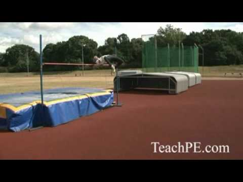 how to get good at high jump