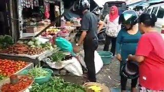 Pascagempa dan Tsunami Sulteng, Pasar Masomba Palu Sudah Mulai Beraktivitas Normal
