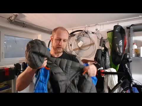 Vorstellung Decathlon Daunenjacke Ultralight Simond