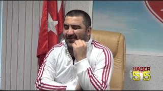 TEKNİK ADAM ÖZAT, ALANYA MAÇI ÖNCESİ BASIN TOPLANTISI DÜZENLEDİ