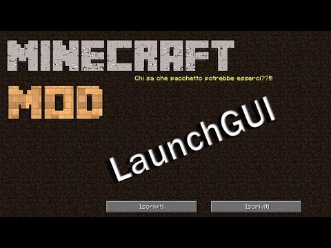 Minecraft Mods 1.8 : LaunchGUI Mod - ModShowcase