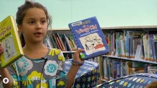 Build A Better World! Summer Library Programs