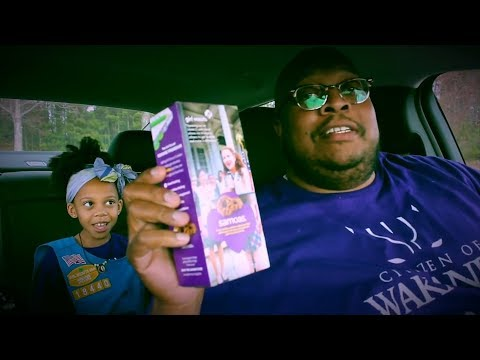 Dad Helps Daughter Sell Girl Scout Cookies With Childish Gambino Song Parody