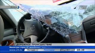 В ЮКО 8 человек погибли в крупном ДТП
