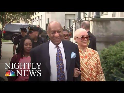 Closing Arguments Begin In Bill Cosby Retrial | NBC Nightly News