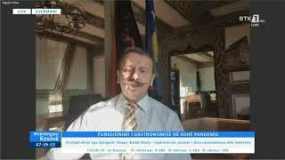 Mirëmëngjesi Kosovë - Drejtpërdrejt - Shaqir Ramë Shala 07.08.2020