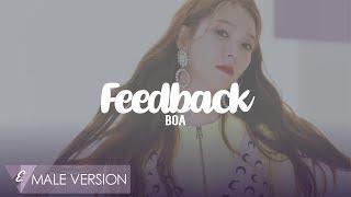 MALE VERSION | BoA   Feedback