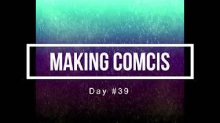 100 Days of Making Comics 39