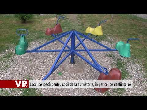 Locul de joacă pentru copii de la Turnătorie, în pericol de desființare?