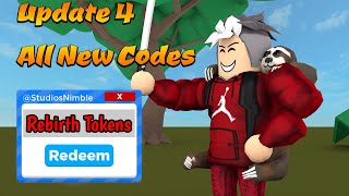 🚨 UPDATE 4 | Ninja Masters ⚔️ All Rebirth Tokens, EXP And Cash New Working Codes! 🔥