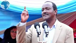 Kalonzo Musyoka jokes about his watermelon nickname