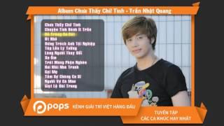 Album Chưa Thấy Chữ Tình   Trần Nhật Quang
